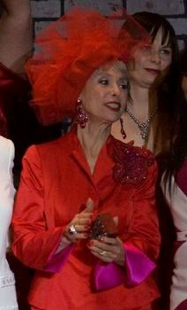 Rita Moreno at the Red Dress Collection charit...